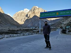 A road trip to Badrinath Temple and Mana