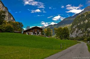 Lauterbrunnen Valley…. Rejuvenate Yourself !!!