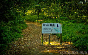 The Devil's Hole …. of Legend and Lore!!!  #MyWanderlustStory