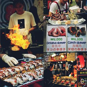 Seoul-ful Korean Street Food… A hungry traveller's guide! #mywanderluststory