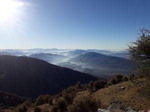 Wings overcoming fear - Bir Billing, Himachal Pradesh