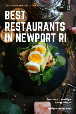 Best Restaurants In Newport RI - ViraFlare