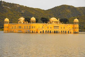 Water Palace of Jaipur