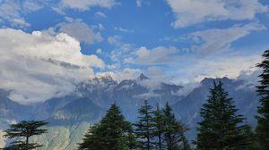 Kinnaur Kailash view