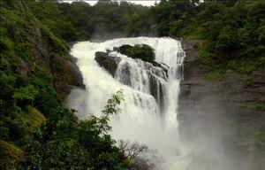 Magnificent Mallalli Water Falls