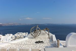 Land Of Greek Gods (ATHENS - MYKONOS-SANTORINI)
