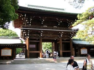 Meiji Jingu 1/5 by Tripoto