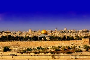 Mount of Olives 1/undefined by Tripoto