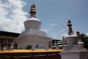 Chorten Monastery 1/3 by Tripoto