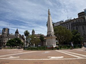 Plaza De Mayo - Talcahuano 1/1 by Tripoto