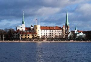 Riga Castle 1/undefined by Tripoto