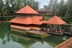 Lost In The Backwaters: Thekkekadu, Kerala