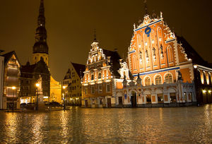 An Art Lover's Dream: Riga, Latvia