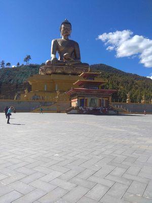 Buddha point (kuensel phodrang)Thimphu,Bhutan