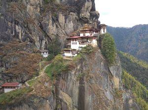 The Taktsang Palphug Monastery,Paro,Bhutan