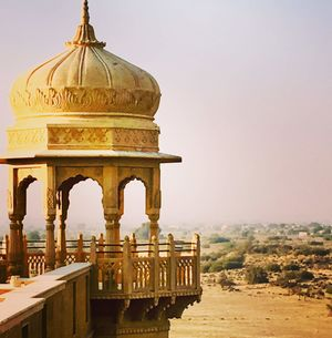 The golden city of INDIA: JAISALMER