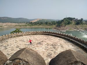 Only water fort of Rajasthan #gagronFort