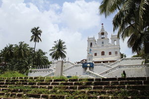 IMMACULATE CONCEPTION CHURCH AT PANAJI (GOA)