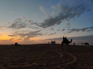 Jaisalmer: When solo trip converts in a golden time By Golden City #BucketList2019