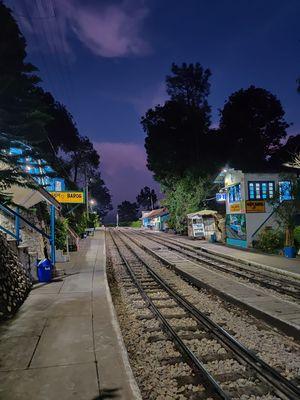 World's Cutest Railway Station : BAROG