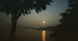 Peace in the banks of Brahmaputra River