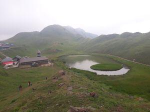 Prashar lake- sacred and beautiful lake in mandi district