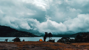 Solo Trekking & Camping in to the Wild
