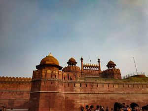 The Red Fort, Delhi India