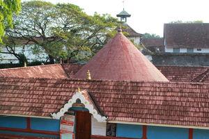 glimpses of Kerala temple architecture