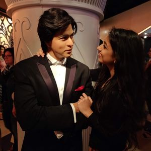 Dreams Come True: Day Out with SRK at Madame Tussauds London