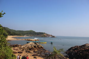 Gokarna - A more relaxed place than Goa ..