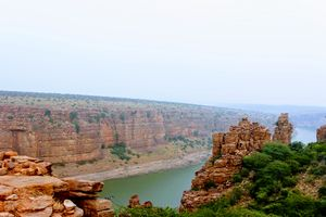 Did you know that India has Grand Canyon too - Its Gandikota