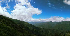 The Meghalayan Landscape !