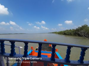 Sundarbans, The Mysterious Mangroves... Largest Mangrove forest in the world..  World heritage Site