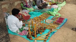 Poush Mela of Shantiniketan