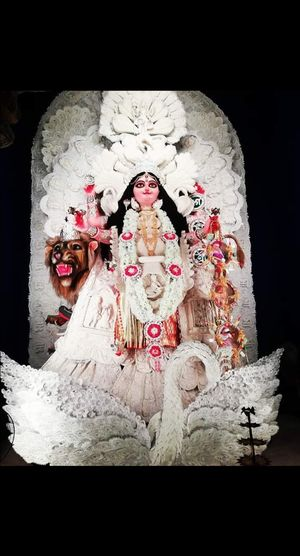 The Famous Jagadhatri  Puja of Chandannagar: The French colony