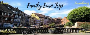Family Euro Trip Itinerary | 4 Countries & Disneyland