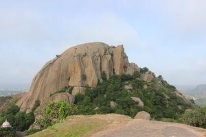 Sholay spot: Ramanagara (Ramadevara betta)