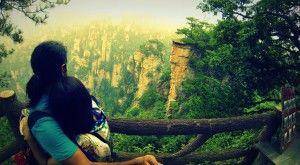 China: Avatar Mountains of Pandora (Zhangjiajie)