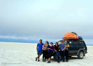 Salar de Uyuni, Bolivia: A dream wish come true