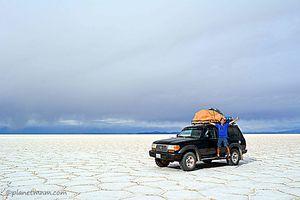 Salar de Uyuni, Bolivia: A dream wish come true