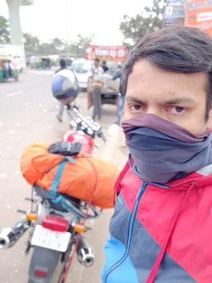 Indirapuram to Lucknow Ride