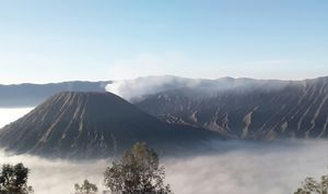 Touch the Clouds -A Day in Bromo