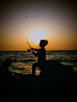 Just fishing!!!