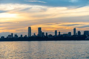 Marine drive Mumbai /Queen necklace view
