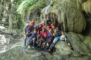 Body Rafting at Green Canyon: An experience of lifetime