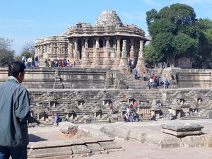 Modhera Sun Temple -Gujarat, India