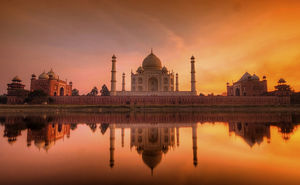 Taj Mahal Image : The Real History of Taj Mahal