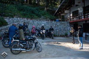 Uttarakhand Bike Tour - हिटो पहाड को