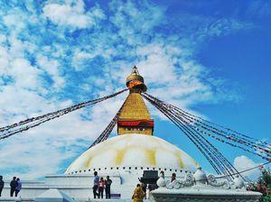 Boudha Stupa - Kathmandu, Nepal